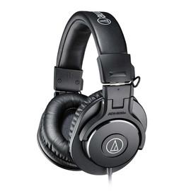 铁三角(Audio-technica) ATH-M30x录音室头戴式监听耳机