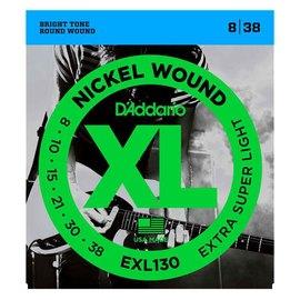 达达里奥(D'Addario) EXL130 美产盒装电吉他琴弦