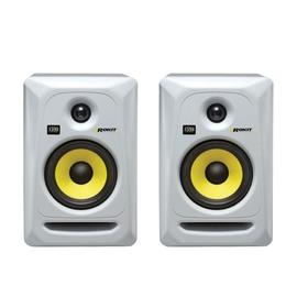 卡尔卡(KRK) 美国品牌Rokit5 G3/RP5G3 5寸有源专业录音室监听音箱(白色一对装)(原型号已停产,替换型