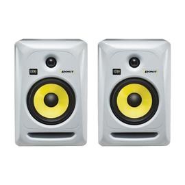 卡尔卡(KRK) 美国品牌Rokit6 G3/RP6G3 6寸有源专业录音室监听音箱(白色一对装)(原型号已停产,替换型