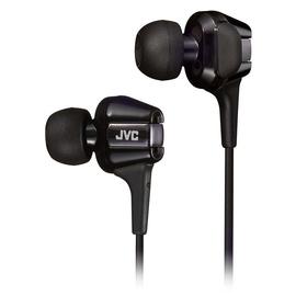 杰伟世(JVC) HA-FXT100 入耳式耳机HIFI发烧双动圈耳塞