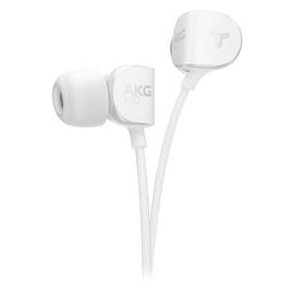 爱科技(AKG) Y20 时尚彩色HIFI音乐耳机 不带线控 (白色)