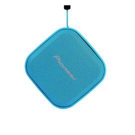 先锋(Pioneer) APS-BA501 无线蓝牙多媒体音响 户外便携防水小音箱 (蓝色)