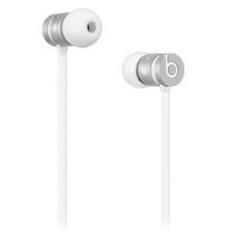 Beats urBeats 2.0 带线控hifi入耳式耳机 降噪面条耳麦 (银色)