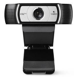 罗技(Logitech) C930e网络高清摄像头 商务办公会议视频1080P 带麦克风