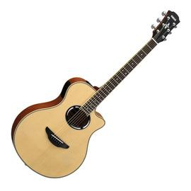 雅马哈(YAMAHA) APX500III 40寸民谣电箱木吉他 原木色