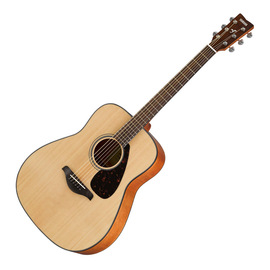 雅马哈(YAMAHA) FG800M 41寸单板民谣木吉他 原木色哑光