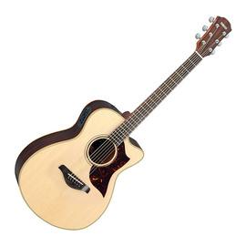 雅马哈(YAMAHA) AC3R 40寸全单板民谣电箱木吉他 原木色