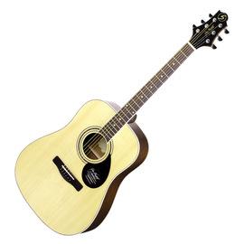 三益(Samick) GD-101S 进口41寸单板民谣吉他 (原木哑光色)