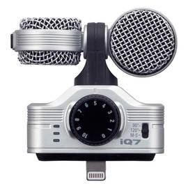 ZOOM IQ7 电容式录音/采访/手机K歌麦克风