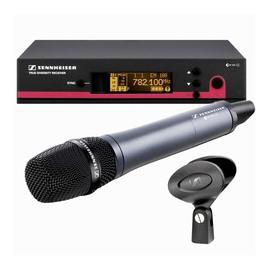 森海塞尔(Sennheiser) EW100-945G3 KTV/演出手持式无线动圈麦克风