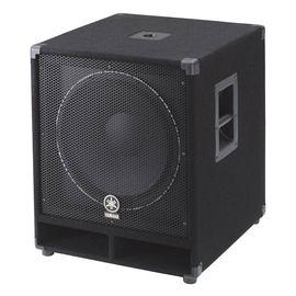 雅马哈(YAMAHA) SW115V 专业音箱 15寸无源舞台低音音箱(只)