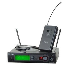舒尔(SHURE) SLX14E/93 电容式会议领夹无线麦克风