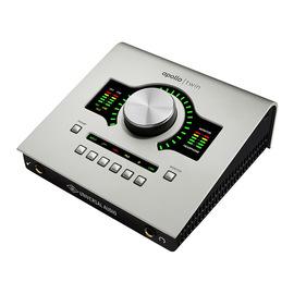 阿波罗(Universal audio) 阿波罗Apollo Twin 专业录音外置USB声卡