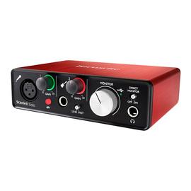 富克斯特(Focusrite) Scarlett Solo USB声卡二代 专业录音声卡 升级版