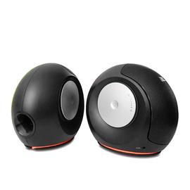 JBL Pebbles mini 音乐蜗牛电脑小音箱 (黑色)
