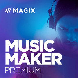 Magix Music Maker 2017 Premium 录音软件