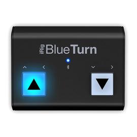 IK(IK-Multimedia) iRigBlueTurn 蓝牙电子谱脚踏翻页器