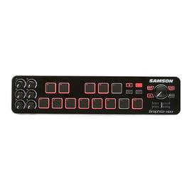 山逊(SAMSON) GRAPHITE MD13 midi键盘控制器 DJ打击垫