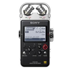 索尼(SONY) PCM-D100 专业线性数码录音笔/录音棒 音乐播放器 音乐会同期录音笔