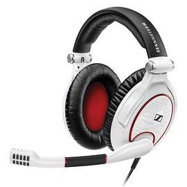 森海塞尔(Sennheiser) G4ME  ZERO 头戴式线控耳机 (白色)