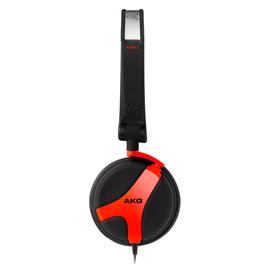爱科技(AKG) K518LE 入门时尚DJ耳机 (红色)