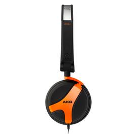 爱科技(AKG) K518LE 入门时尚DJ耳机 (橙色)