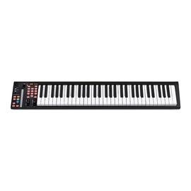 艾肯(iCON) iKeyboard 6S 自带声卡功能的61键 MIDI 键盘控制器(原型号已停产,替换型号:iKeyboard6S VST)