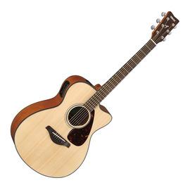 雅马哈(YAMAHA) FSX800C 41寸单板电箱吉他