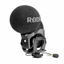罗德(RODE) STEREO VIDEO MIC PRO 立体声电容式摄像机/录音机采访麦克风 单反麦克风
