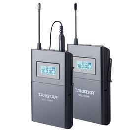得胜(TAKSTAR) SGC-100W 单反相机外接无线采访、录音麦克风