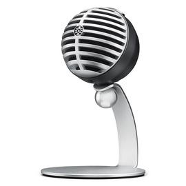 舒尔(SHURE) MV5 电容式手机K歌数字麦克风 (灰色)