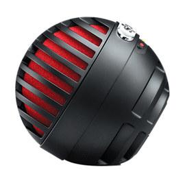 舒尔(SHURE) MV5 电容式手机K歌数字麦克风 (黑色)
