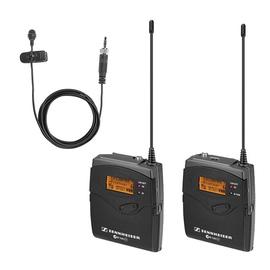 森海塞尔(Sennheiser) EW112PG3领夹无线话筒摄像机用
