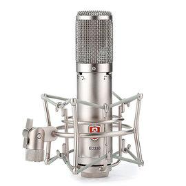 原飞乐(EDMiCN) ED330专业大振膜录音棚电容K歌话筒麦克风