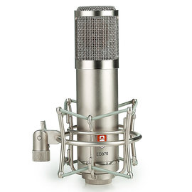 原飞乐(EDMiCN) ED370 专业大振膜电子管话筒 Z5600升级版电容麦克风