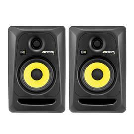卡尔卡(KRK) 美国品牌Rokit5 G3/RP5G3 5寸有源专业录音室监听音箱(一对)