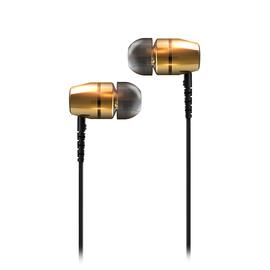 莱维特(LEWITT) IN-EARS 专业入耳塞监听耳塞HIFI高保真耳机 (金榜金)