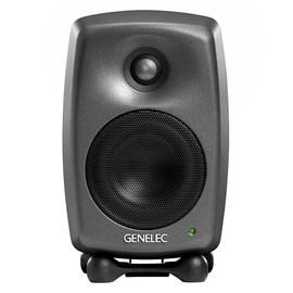 真力(GENELEC) 8020D 4寸双功放监听音箱(只) (黑色)