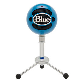 Blue Snowball Bundle (雪球)USB录音话筒 (蓝色)