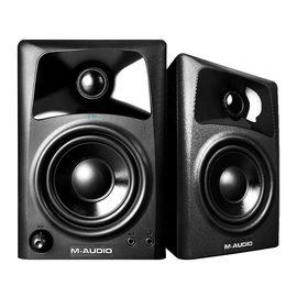 美奥多(M-AUDIO) AV42 AV系列4寸桌面监听音箱(一对装)
