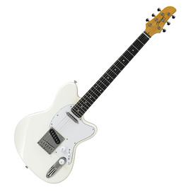 依班娜(Ibanez) TM302 Talman系列出色复古风电吉他 (白色)