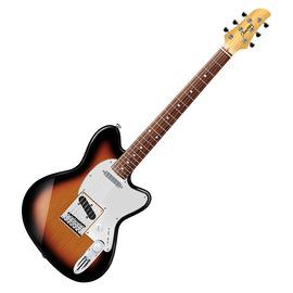依班娜(Ibanez) TM302 Talman系列出色复古风电吉他 (三色渐变)