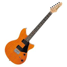依班娜(Ibanez) RC220 初学者入门旅行电吉他 (橙色)