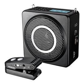 得胜(TAKSTAR) E260W 无线扩音器 教师学专用 户外大功率导游小蜜蜂 (黑色)