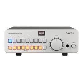 SPL(Sound Performance Lab) SMC 7.1 环绕声监听控制器 (银色)