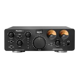 SPL(Sound Performance Lab) Phonitor 2 120V 专业监听耳放 (黑色)