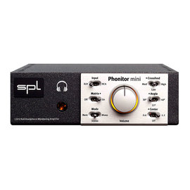SPL(Sound Performance Lab) Phonitor Mini 120V耳机监听放大器