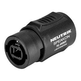 优曲克(Neutrik) NL4MMX 音响对接头