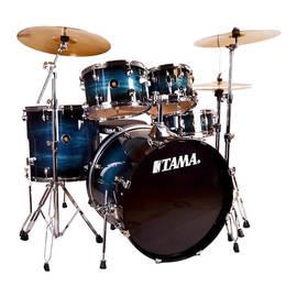 TAMA RL52KH6 节奏伴侣架子鼓 带镲片 (蓝色)